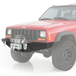 Front XRC Bumper With Winch Plate 84-01 Cherokee