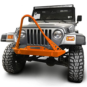 Steinjager Jeep Bumpers