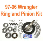 TJ Ring and Pinion Kits