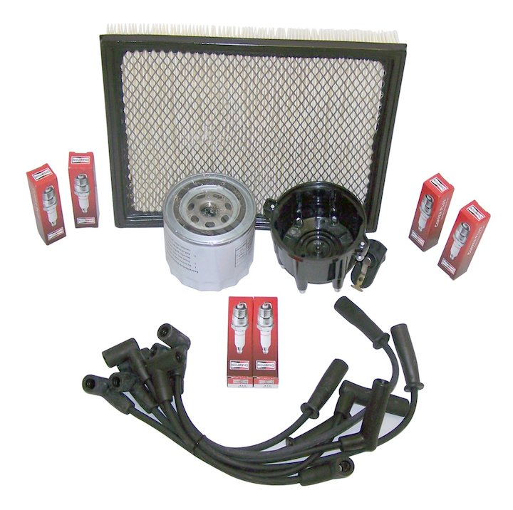 Tune Up Kit, Grand Cherokee 4.0L (1997-1998)