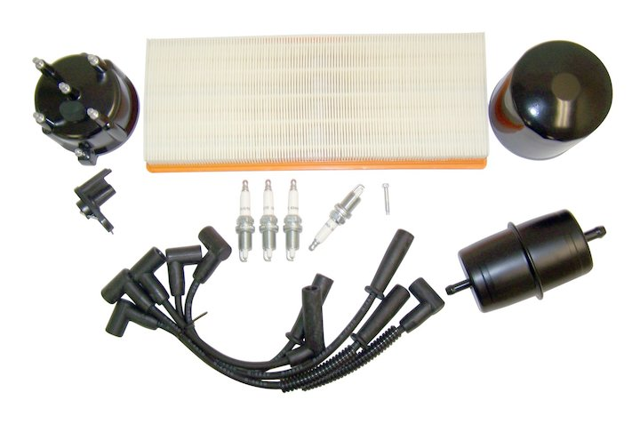 Tune Up Kit, Wrangler 2.5L (1991-1993) (Metric)