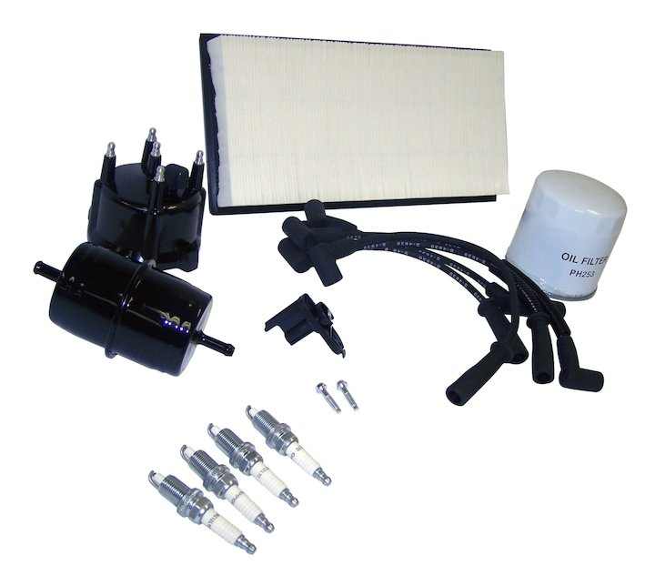Tune Up Kit, Cherokee 2.5L (1991-1993) (SAE)