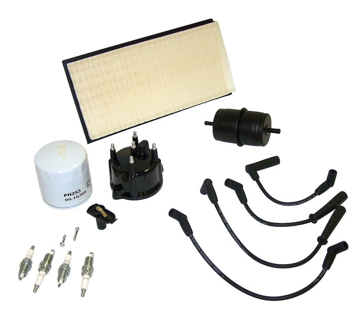 Tune Up Kit, Cherokee 2.5L (1994-1996)