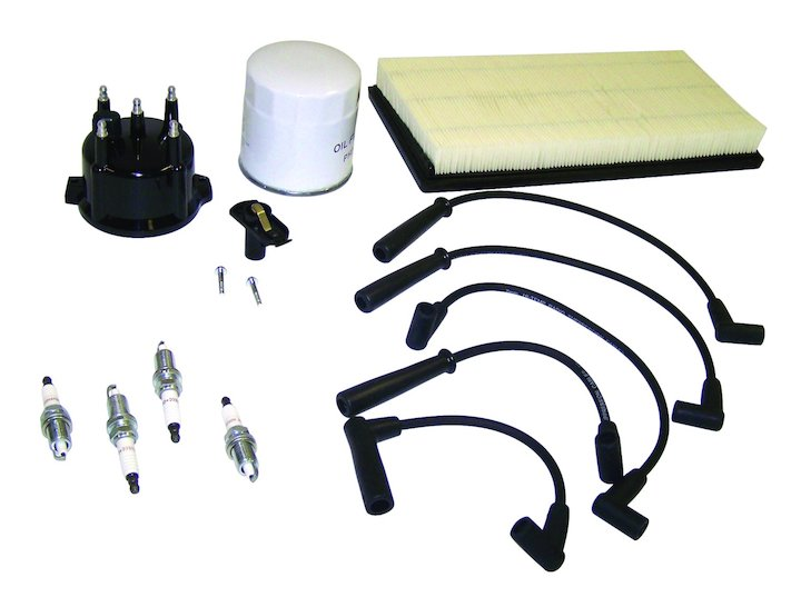 Tune Up Kit, Cherokee 2.5L (1999-2000)