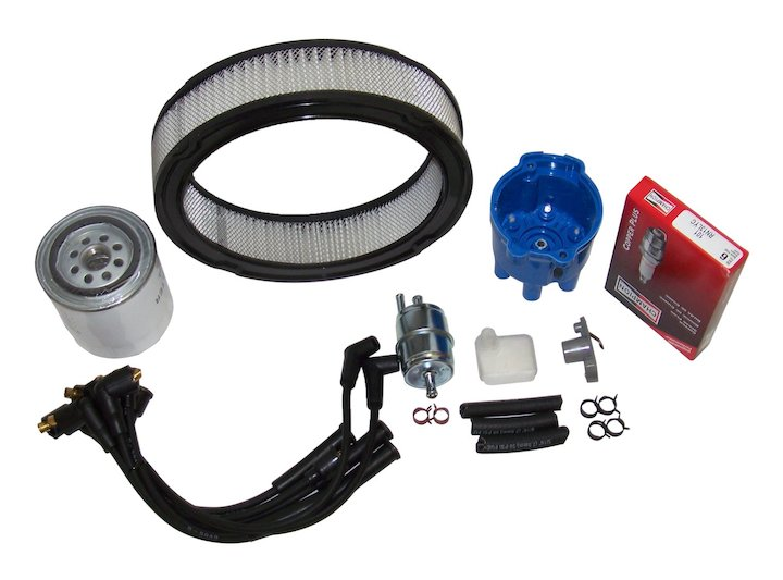 Tune Up Kit, CJ 4.2L (1978-1979)