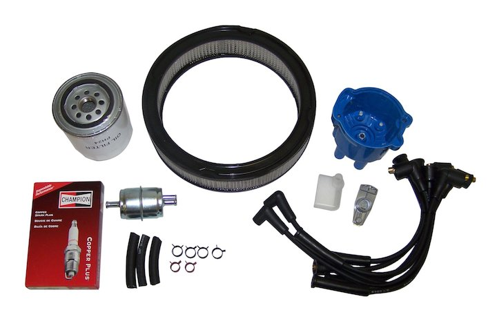 Tune Up Kit, CJ 4.2L (1980-1982)