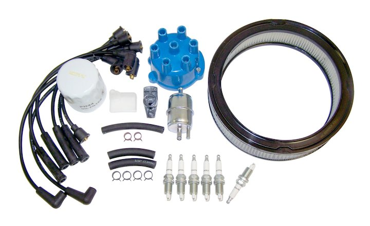 Tune Up Kit, CJ 4.2L (1983-1986)