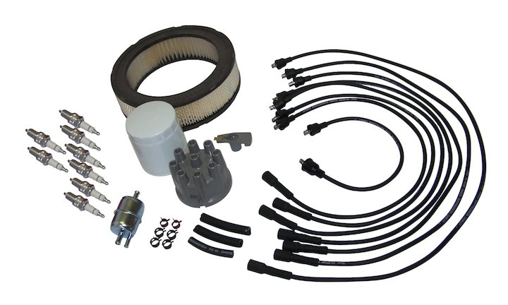 Tune Up Kit, CJ V8 (1978-1981)