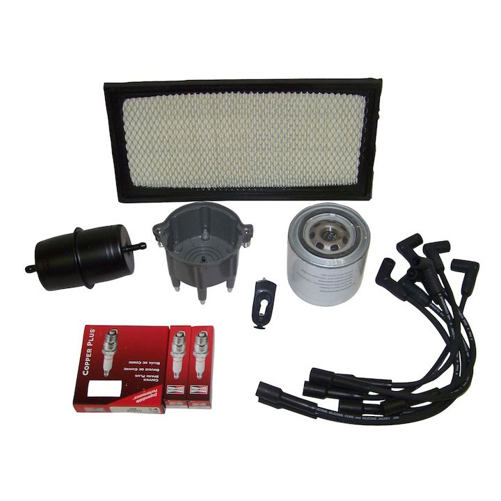 Tune Up Kit, Cherokee 4.0L (1987-1990)