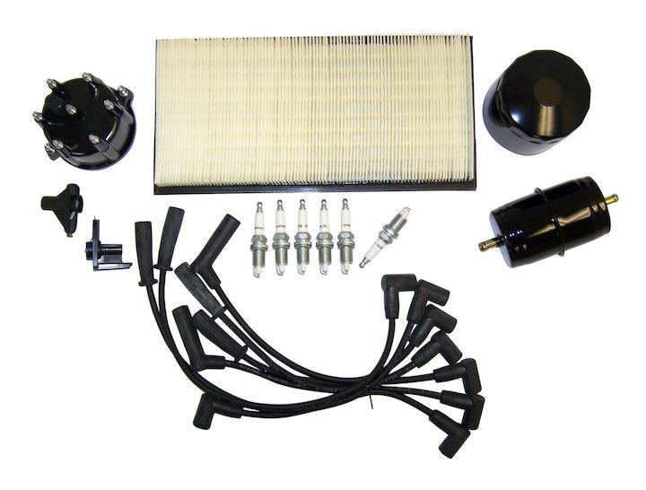 Tune Up Kit, Cherokee 4.0L (1994-1996)