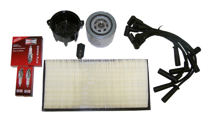 Tune Up Kit, Cherokee 4.0L (1997-1998)