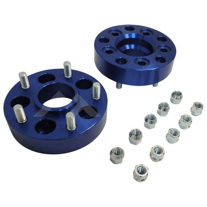 1.5 inch Wheel Adapter Set, 5 on 4.5 to 5 on 5