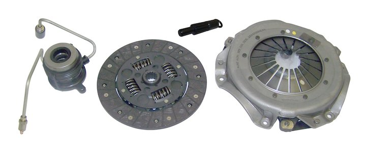 Master Clutch Kit 1991 Cherokee and Wranglers 2.5L