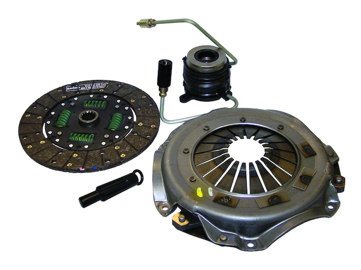 Master Clutch Kit for 87-90 Cherokee 2.5L