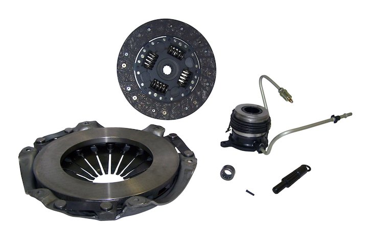 Master Clutch Kit 1993 Cherokee and Wranglers 2.5L