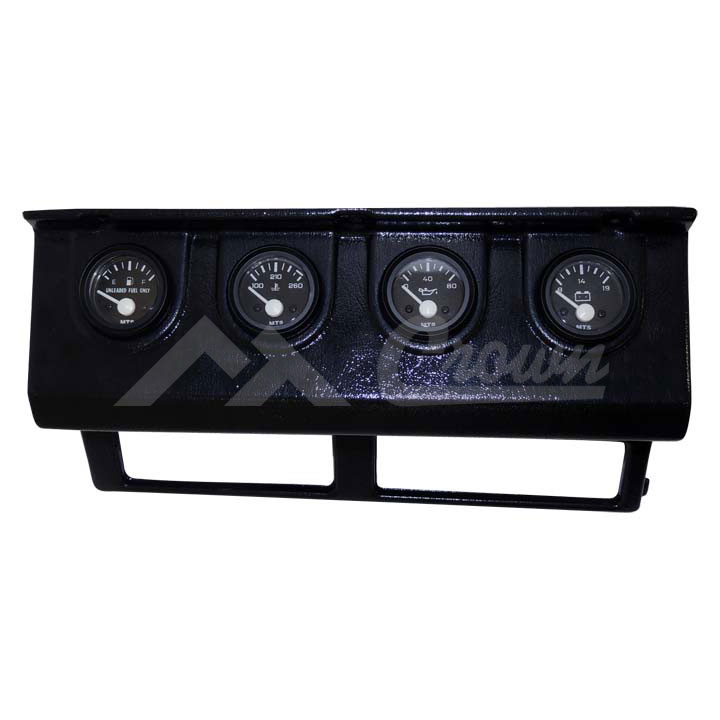 Gauge Panel with Gauges 93-95 Wranglers