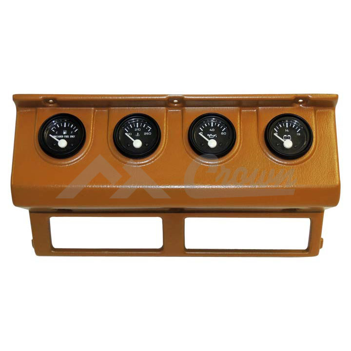 Gauge Panel w/ Gauges (Wrangler YJ - Spice)