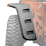 Rugged Ridge All Terrain Flares