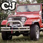 Top 1976-86 Jeep CJ Parts