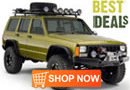 Best Deals on Jeep Cherokee Accessories