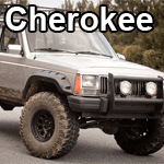 Popular Jeep Cherokee Accessories