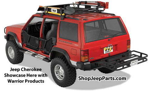 High Quality Jeep Cherokee Parts