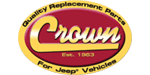 Crown Automotive Jeep parts and accessories