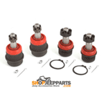 Jeep Ball Joints and King Pin