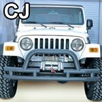 55-86 Jeep CJ Bumpers