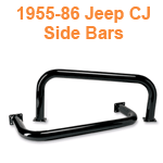 1941-86 Jeep CJ Side Bars