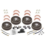 Drum Brake Overhaul Kits
