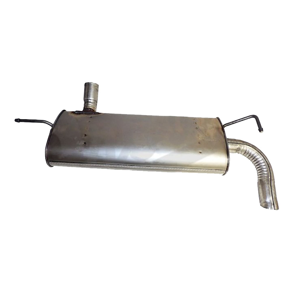 Jeep JK Muffler 3.0L 3.6L Engine