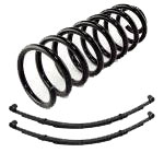Coil and Leaf Springs