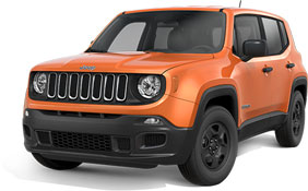 Jeep Renegade Parts and Accessories