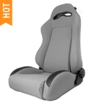 Jeep Seats & Accessories