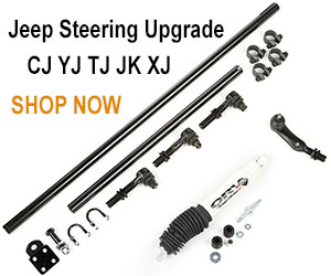 Jeep Steering Upgrade Kits