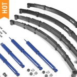 Suspension Master Rebuilder Kit