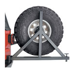 Tire Carriers and Spacers