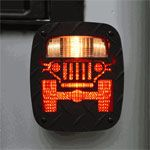 Jeep Tweaks Taillight Guards