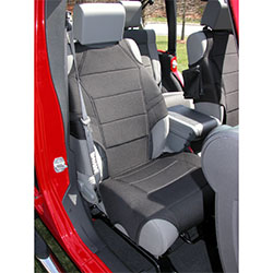 Jeep Wrangler JL Seat Covers