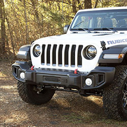 Jeep Wrangler JL Bumpers