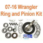 JK Ring and Pinion Kits