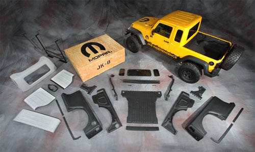 JK 8 Independence Pickup Truck Conversion Kit