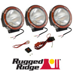 HID Lights by Rugged Ridge
