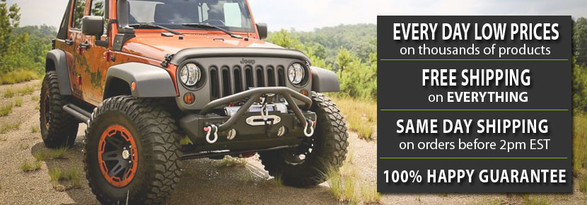 Jeep Parts and Accessories Super Store