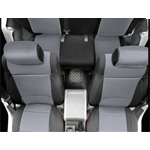 SmittyBilt Jeep Seat Covers
