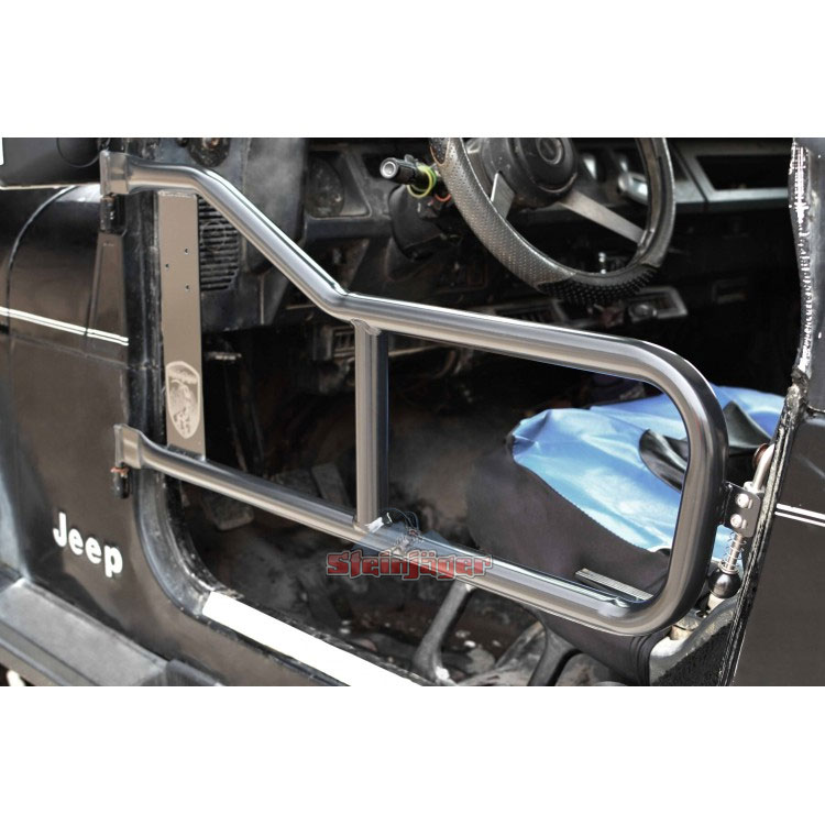 1981-86 Jeep CJ7 Tube Doors