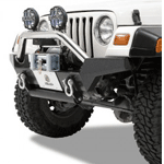 Front Heavy Duty Bumpers