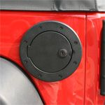 Wrangler Fuel Door