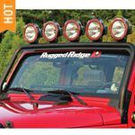 Wrangler Light Bars and Lights